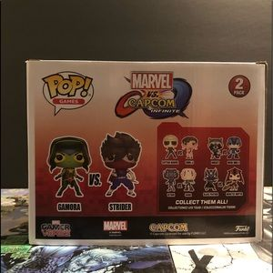 Funko Other - Fye Exclusive. Gamora vs Strider Game Verse funko.
